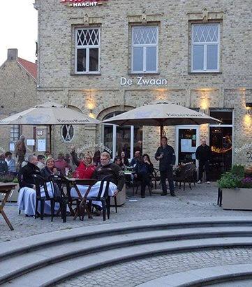 Gasthof De Zwaan - Brasserie
